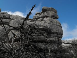 Spectacular rocks