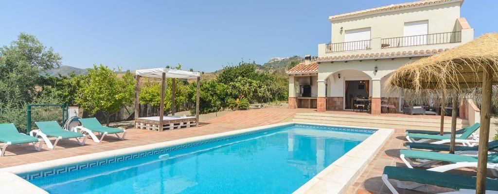 Comares Luxury Villa 28954