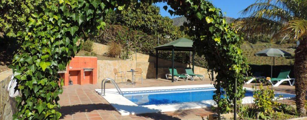 Frigiliana Finca With Pool 29725