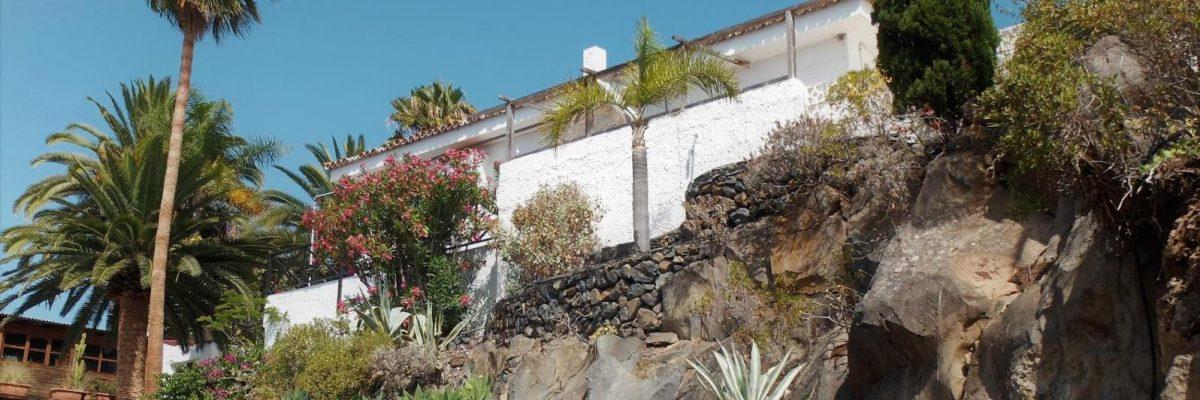 Canary Islands Tenerife Puntillo del Sol Villa 37619